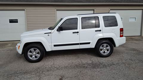 2012 Jeep Liberty for sale in Yorktown, IN