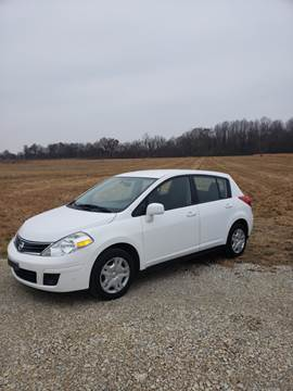 2011 Nissan Versa for sale at Delta Motors LLC in Jonesboro AR