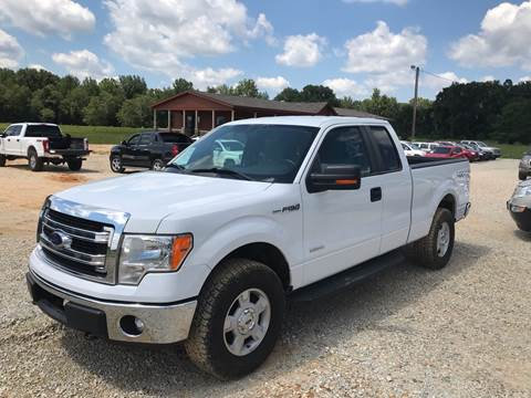 2013 Ford F-150 for sale at Delta Motors LLC in Jonesboro AR