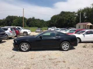 2014 Ford Mustang for sale at Delta Motors LLC in Jonesboro AR