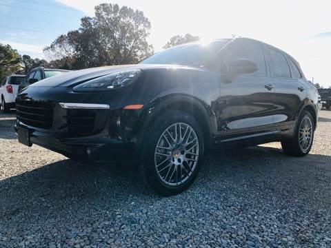 2016 Porsche Cayenne for sale at Delta Motors LLC in Jonesboro AR