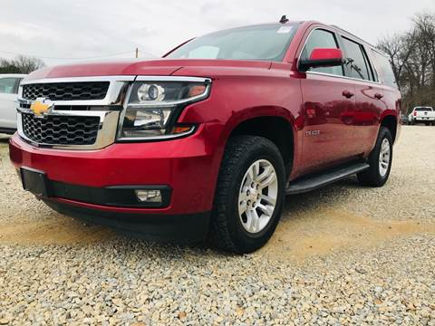 2015 Chevrolet Tahoe for sale at Delta Motors LLC in Jonesboro AR