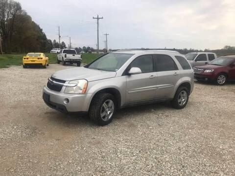 2008 Chevrolet Equinox for sale at Delta Motors LLC in Jonesboro AR