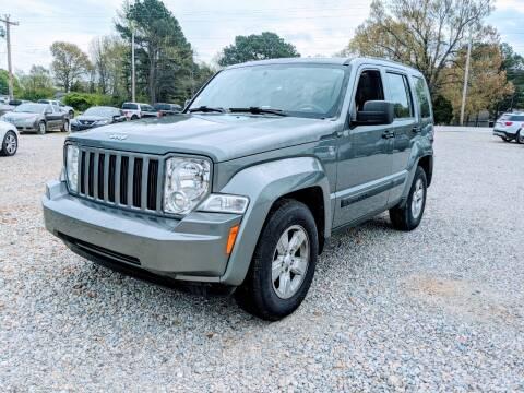 2012 Jeep Liberty for sale at Delta Motors LLC in Jonesboro AR