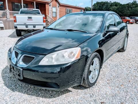 2008 Pontiac G6 for sale at Delta Motors LLC in Jonesboro AR
