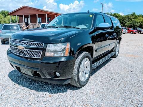 2007 Chevrolet Suburban for sale at Delta Motors LLC in Jonesboro AR