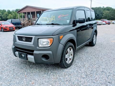 2004 Honda Element for sale at Delta Motors LLC in Jonesboro AR
