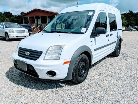 2013 Ford Transit Connect for sale at Delta Motors LLC in Jonesboro AR