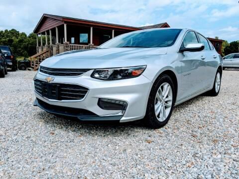 2018 Chevrolet Malibu for sale at Delta Motors LLC in Jonesboro AR