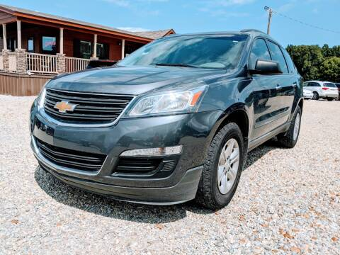 2014 Chevrolet Traverse for sale at Delta Motors LLC in Jonesboro AR