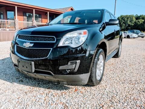 2012 Chevrolet Equinox for sale at Delta Motors LLC in Jonesboro AR