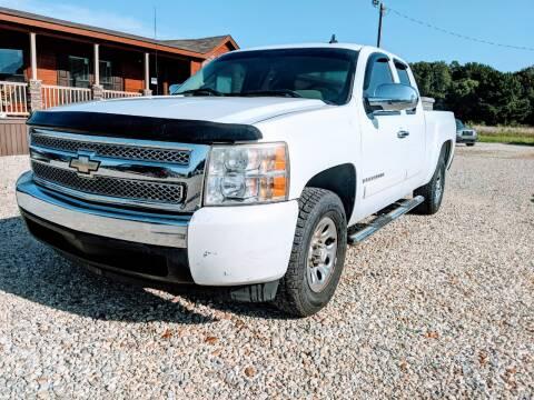 2008 Chevrolet Silverado 1500 for sale at Delta Motors LLC in Jonesboro AR