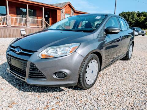2014 Ford Focus for sale at Delta Motors LLC in Jonesboro AR