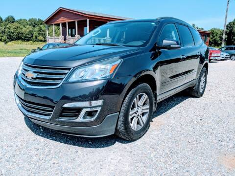 2015 Chevrolet Traverse for sale at Delta Motors LLC in Jonesboro AR