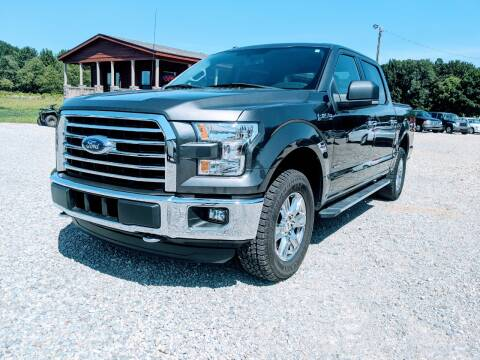 2015 Ford F-150 for sale at Delta Motors LLC in Jonesboro AR