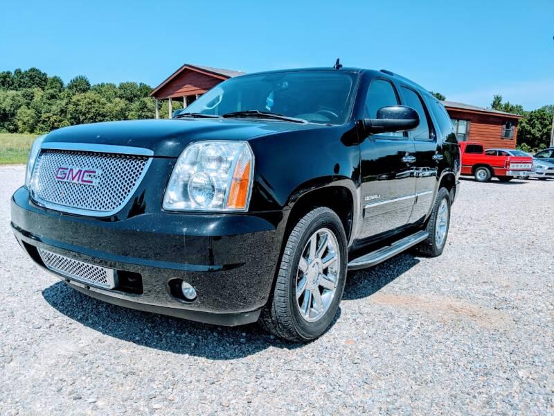 2012 GMC Yukon for sale at Delta Motors LLC in Jonesboro AR