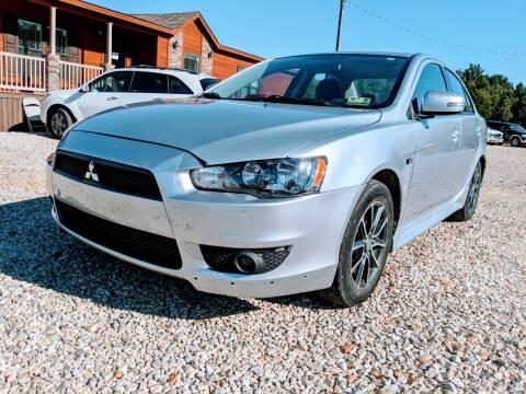 2015 Mitsubishi Lancer for sale at Delta Motors LLC in Jonesboro AR