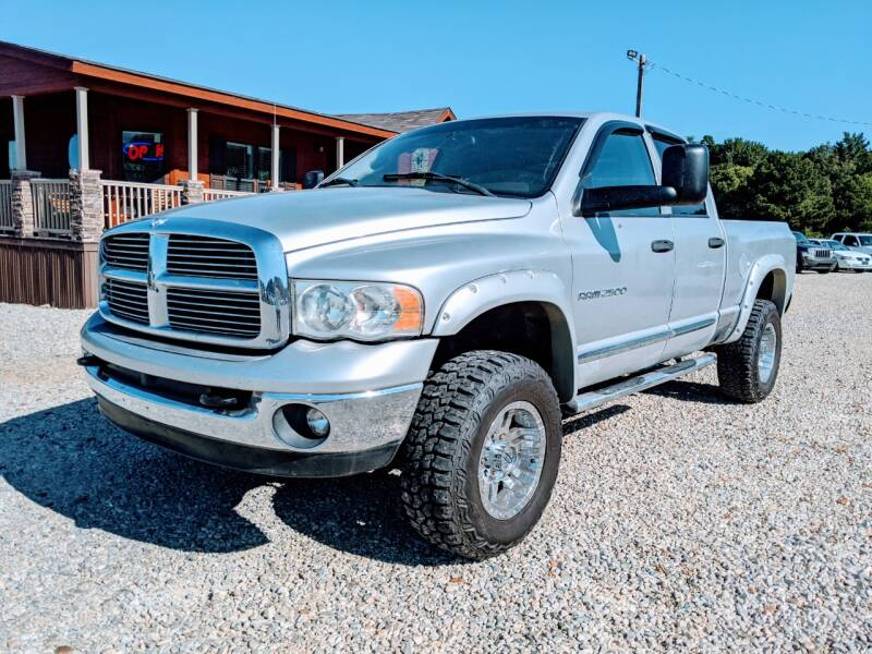 2004 Dodge Ram Pickup 2500 for sale at Delta Motors LLC in Jonesboro AR