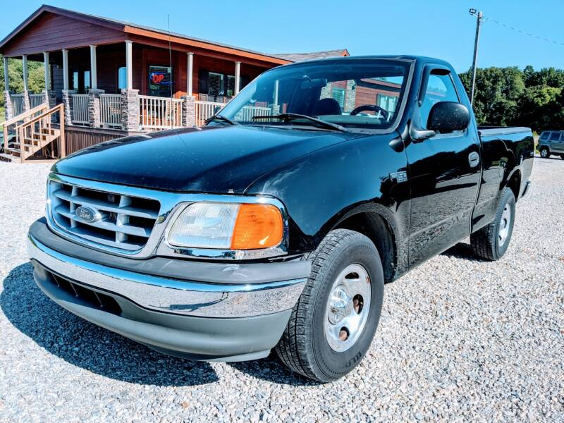 2004 Ford F-150 Heritage for sale at Delta Motors LLC in Jonesboro AR