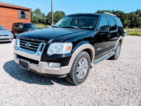 2006 Ford Explorer for sale at Delta Motors LLC in Jonesboro AR