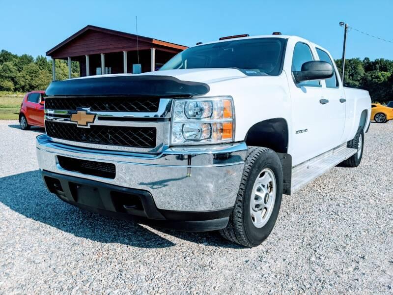2012 Chevrolet Silverado 2500HD for sale at Delta Motors LLC in Jonesboro AR