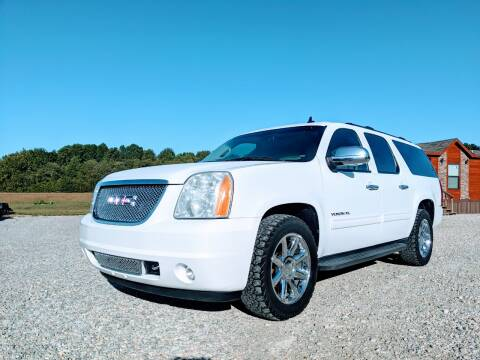 2010 GMC Yukon XL for sale at Delta Motors LLC in Jonesboro AR