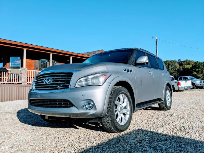 2011 Infiniti QX56 for sale at Delta Motors LLC in Jonesboro AR