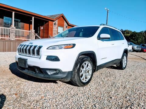 2015 Jeep Cherokee for sale at Delta Motors LLC in Jonesboro AR