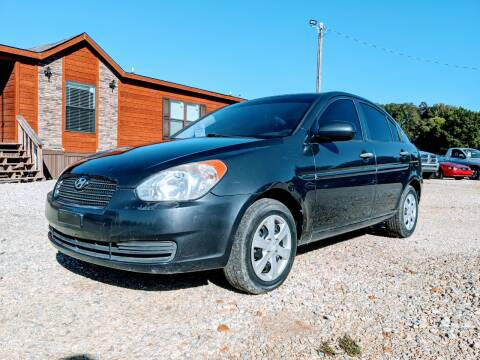2010 Hyundai Accent for sale at Delta Motors LLC in Jonesboro AR