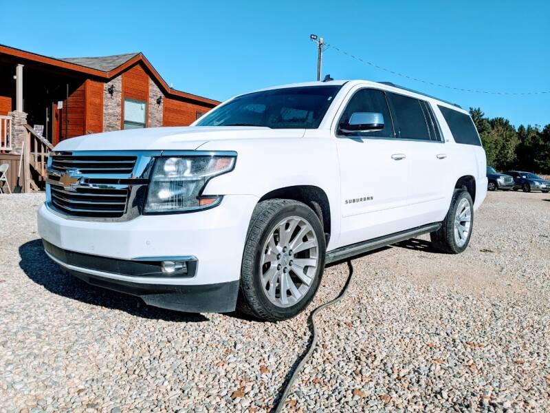 2015 Chevrolet Suburban for sale at Delta Motors LLC in Jonesboro AR