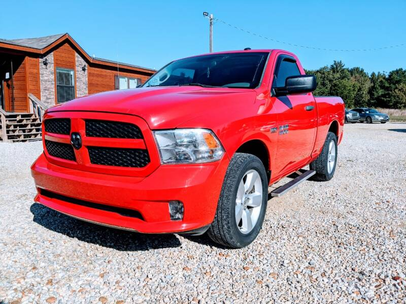 2015 RAM Ram Pickup 1500 for sale at Delta Motors LLC in Jonesboro AR