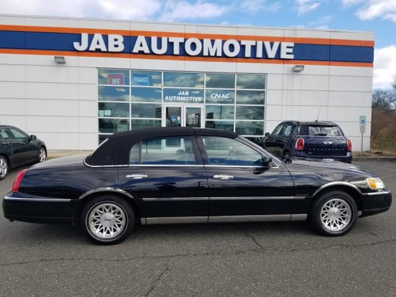 1999 Lincoln Town Car Signature In Old Bridge Nj Jab Automotive Llc