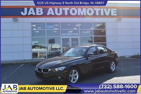 2014 BMW 3 Series for sale in Old Bridge, NJ