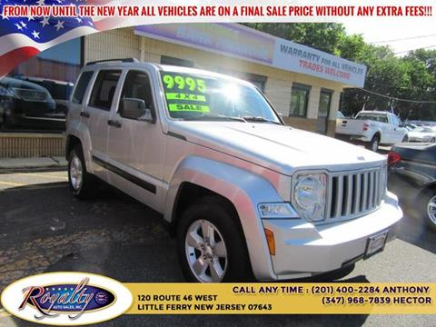 2010 Jeep Liberty for sale in Little Ferry, NJ