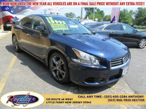 2013 Nissan Maxima for sale in Little Ferry, NJ