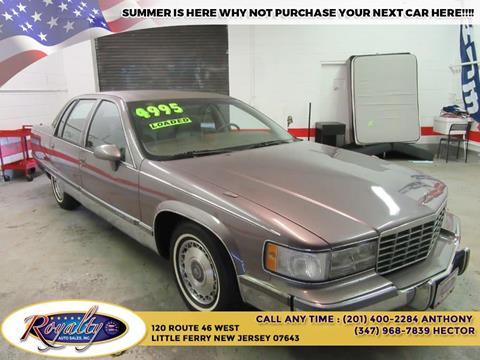 1993 Cadillac Fleetwood for sale in Little Ferry, NJ