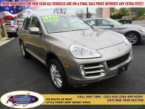 2008 Porsche Cayenne for sale in Little Ferry, NJ