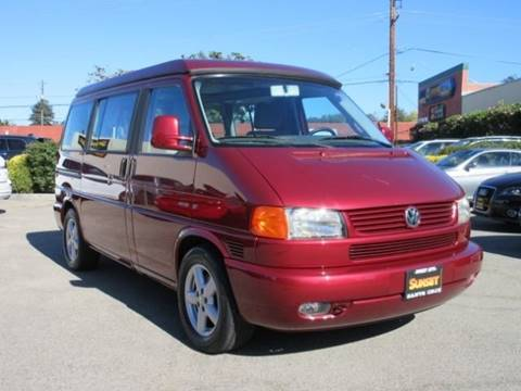2002 Volkswagen EuroVan for sale in Santa Cruz, CA