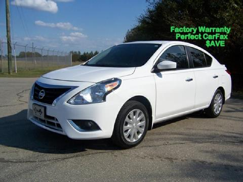 2016 Nissan Versa for sale in Tarboro, NC