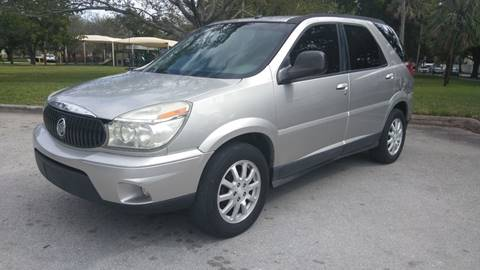 2006 Buick Rendezvous for sale at DYL Auto Sales in Hollywood FL