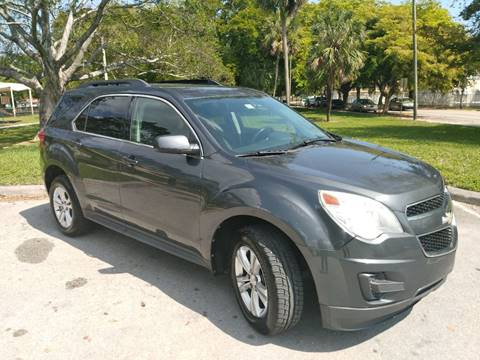 2011 Chevrolet Equinox for sale at DYL Auto Sales in Hollywood FL