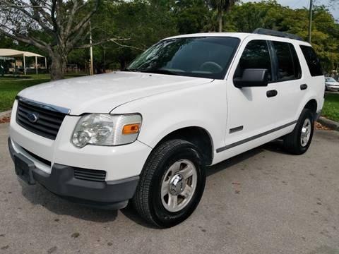 2006 Ford Explorer for sale at DYL Auto Sales in Hollywood FL