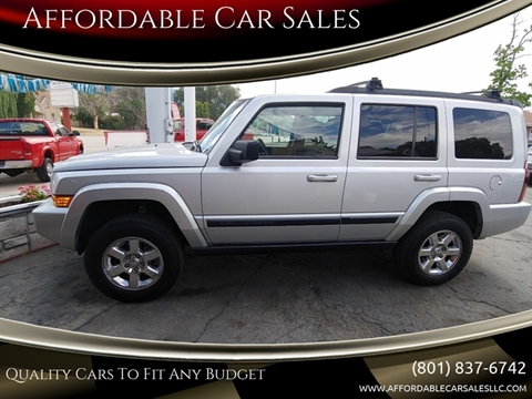 2009 Jeep Commander for sale in Ogden, UT