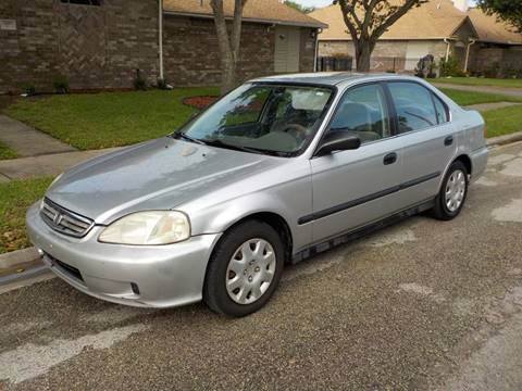 1999 Honda Civic for sale in Corpus Christi, TX