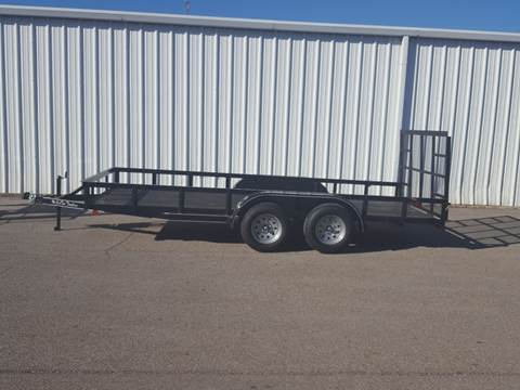 2019 CEN TEX 6 X 16 Tailgate for sale in Belton, TX