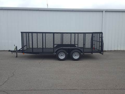 2019 CEN TEX 6 X 16 Trash Trailer for sale in Belton, TX