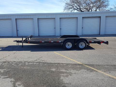 2019 CEN TEX Car Hauler for sale in Belton, TX