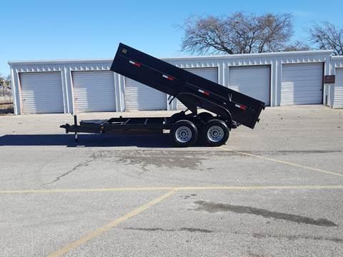 2019 SALVATION 7X14 Dump Trailer for sale in Belton, TX