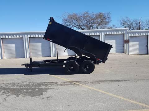 2019 SALVATION 7X12 Dump Trailer for sale in Belton, TX