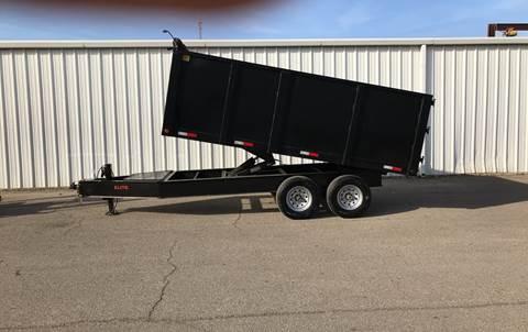 2019 SALVATION 8x14 Dump Trailer for sale in Belton, TX